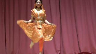 Choli Ke Peeche | Khalnayak | by Svetlana Tulasi - Bollywood dance