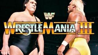 Wrestlemania lll COMPLETO (Parte #1)