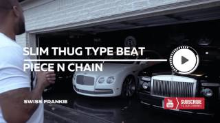 Slim Thug x Paul Wall x Trae x Riff Raff Type Beat - Piece N Chain | Prod. By Swiss Frankie