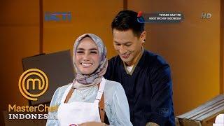 MASTERCHEF INDONESIA - Lucu Banget Lita Deg-degan Sama Chef Juna   Audisi 1   Part 12