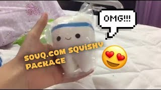 Souq.com Squishy Package!
