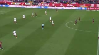 اهداف نهائي كأس الملك اسبانيا برشلونة و اشبيلية 2-0 HD