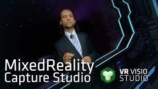 Awesome Mixed Reality Capture Studio Trailer [Part 1 Of 2]