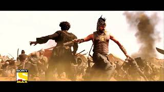 Bahubali - The Beginning | Tomorrow @ 11 AM | Sony Max | Movies Hub India