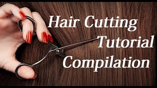 Hair Cutting Tutorial Compilation | Best of Instagram