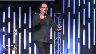 Pastor Tom Flores / The Rock Church Riverside