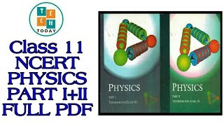 Download NCERT Physics Book Part I+II Full PDF   Download Now