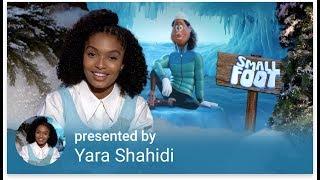 Yara Shahidi welcome