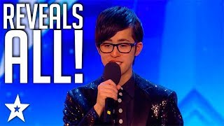 Japanese Magician Reveals All on Britain