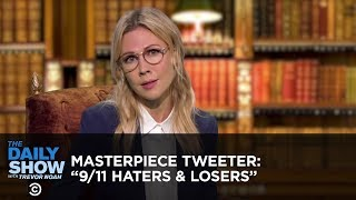 "Masterpiece Tweeter: Trump's ""9/11 Haters and Losers"