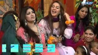 Jee Saheeli Shadi Epi 177 Part 3/5 Guest : Sheeba Hassan, Mazhar Rahi and Saira Naseem