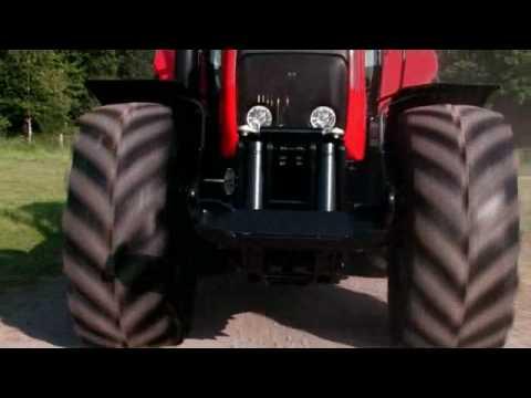 Ciągniki traktory rolnicze Massey Ferguson seria 8400 DynaVT traktor ciągnik MF