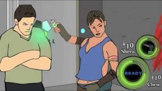Resident Evil Something Chronicles - Sheva Goes Nuts!