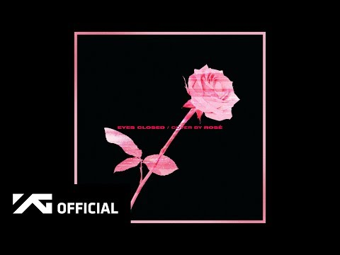 Download ROSÉ - 'EYES CLOSED (Halsey)' COVER On ELMELODI.CO