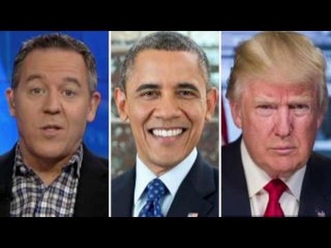 Gutfeld Unlike Obama Donald Trump wants to win