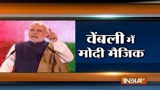 Main Highlights of PM Modi's Speech at Wembley Stadium in London, UK