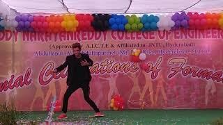 Dhee 10 Pandu Gaali Valuga dance Performance Choreography || Jai Matha TV