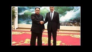 News Russia wants to build a pipeline through North Korea after Donald Trump met Kim Jong Un