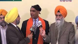 Maryland Gurduwara Honored White House Officials