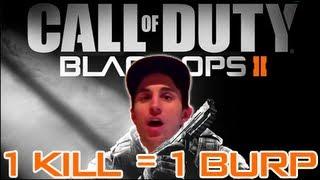 Black Ops 2 - Ogni Kill e Morte, un Rutto in Webcam! by AN ii MA