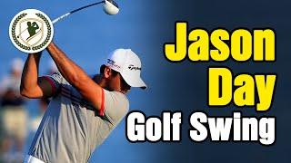 JASON DAY SWING - SLOW MOTION PRO GOLF SWING ANALYSIS