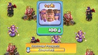 KILL ALL HEROES CHALLENGE!!