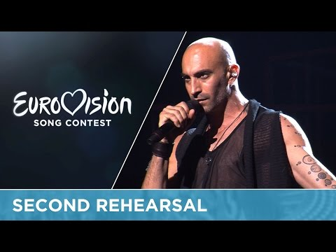 Minus One - Alter Ego (Cyprus) Second Rehearsal