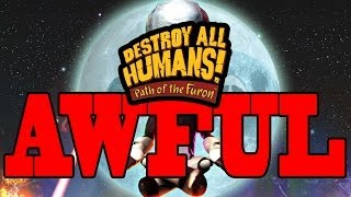 What Killed Destroy All Humans!?