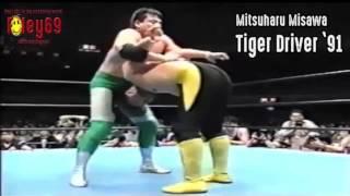 Mejores movimientos/finishers del wrestling | Foley69