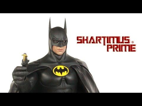 Hot Toys Batman Returns Movie Masterpiece 1 6 Scale Michael Keaton Action Figure Review