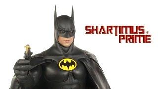 Hot Toys Batman Returns Movie Masterpiece 1:6 Scale Michael Keaton Action Figure Review
