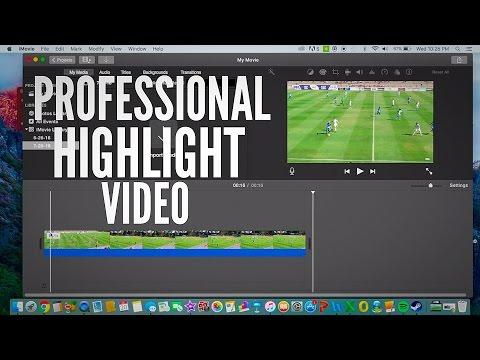 Xxx Mp4 How To Make A Soccer Football Highlight Video 3gp Sex