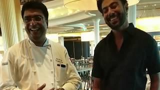 TIRUN Brings Onboard Indian Chef Ranveer Brar - Voyager of the Seas