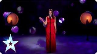 Alice Fredenham singing 'Cry Me A River' | Semi-Final 2 | Britain's Got Talent 2013