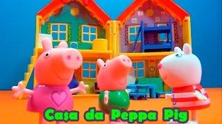 Casa da Peppa Pig - Tia Cris ganhou !!