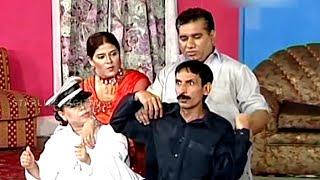 Best Of Iftikhar Thakur and Nasir Chinyoti New Pakistani Stage Drama Full Comedy Clip