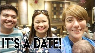 A DATE WITH OUR SUBSCRIBER! 💖 | Nina Rayos 💋