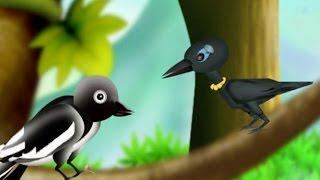 കറുമ്പി കാക്ക   Malayalam Kids Funny Story   Cartoon For Kids   Malayalam   Animation   Cartoon New