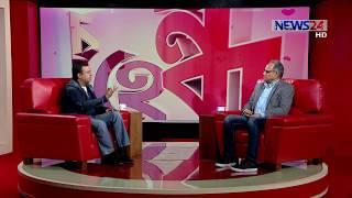 He Bondhu He Prio with Riaz হে বন্ধু হে প্রিয় - রিয়াজ on 9th November, 2017 on NEWS24