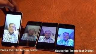 Lenovo A7000 VS Yu Yureka VS Redmi Note 4G VS Honor 4X-  Detailed Comparison