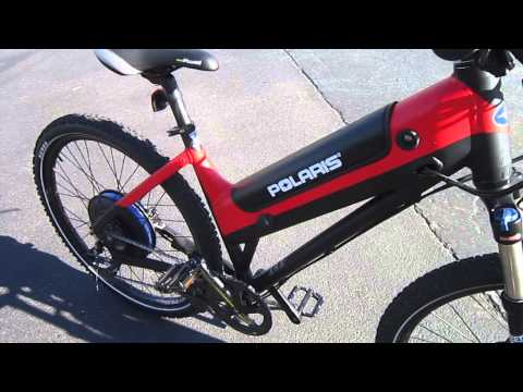 Polaris AAPEX---Check Out This New E-bike