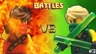 Lego Ninjago: Kai vs Lloyd (Tournament)