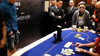 [Poker King Cup National Philippines:] Jason Lo Wins the Main Event