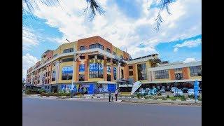Kigali: Umwuzure wibasiye inyubako ya MIC hitabazwa indobo zo kuyadaha
