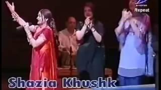 Damadam Mast Qalandar By Shazia Khushk   Video Dailymotion   Copy