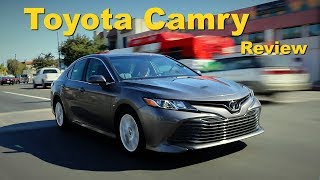 2018 Toyota Camry – Review and Road Test