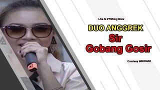 DUO ANGGREK [Sir Gobang Gosir] Live At Inbox (31-10-2014) Courtesy SCTV