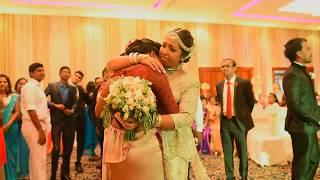 Nangi s Wedding Surprise Song for Akka නෙතට කඳුලක් එක් කල වීඩියෝව