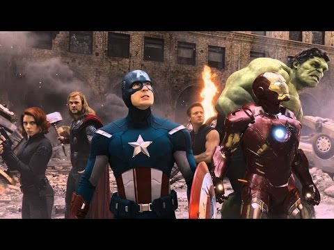 When the Marvel Cinematic Universe Hit its First Peak with The Avengers