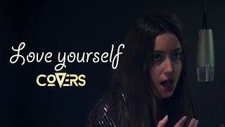 Justin Bieber - Love Yourself  (Cover by Mia Rosello) - Covers